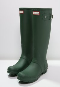 Hunter ORIGINAL - ORIGINAL TALL VEGAN - Wellies - Wellies - green - 2