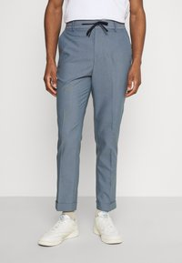 Isaac Dewhirst - UNSTRUCTURED  - Suit - blue - 4
