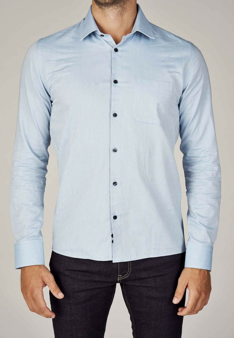 MDB IMPECCABLE - Formal shirt - blue