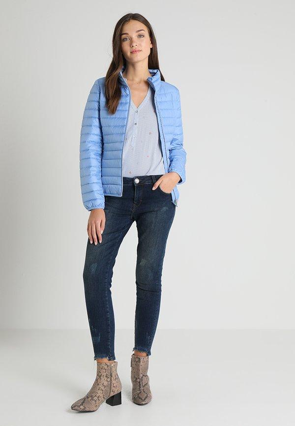 Esprit Bluzka - light blue/jasnoniebieski XGGS