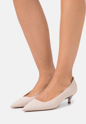 CODE DECOLLETE - Classic heels - light pink