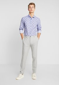 Eterna - SLIM FIT SEAS - Formal shirt - blue - 1