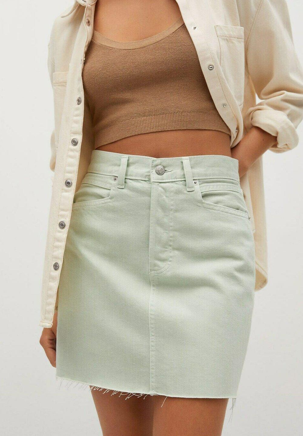 Femme RACHEL - Jupe en jean