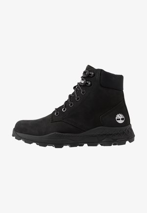 BROOKLYN 6 INCH BOOT - Schnürstiefelette - black