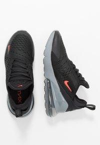 Nike Sportswear - AIR MAX 270 - Trainers - black/red - 0