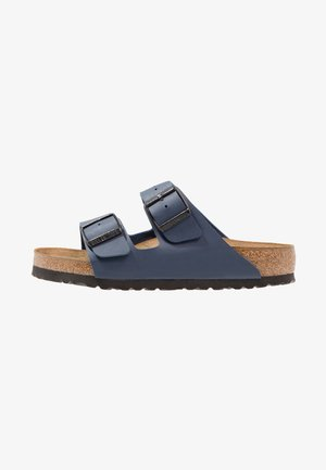 ARIZONA - Sandalias planas - blue