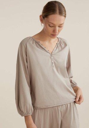 FLORAL  - Pyjama top - beige