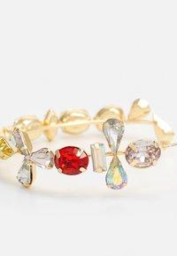 Pieces - PCMAPPY EARRINGS - Earrings - gold-coloured/multi - 2