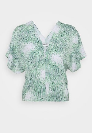 JELLY BLOUSE - Blůza - melted green
