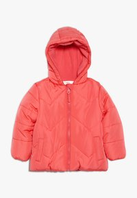 mothercare - BABY FLOW JACKET PLAIN - Winter jacket - coral - 0