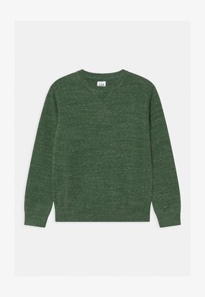 BOY SOLID CREW - Maglione - fall green