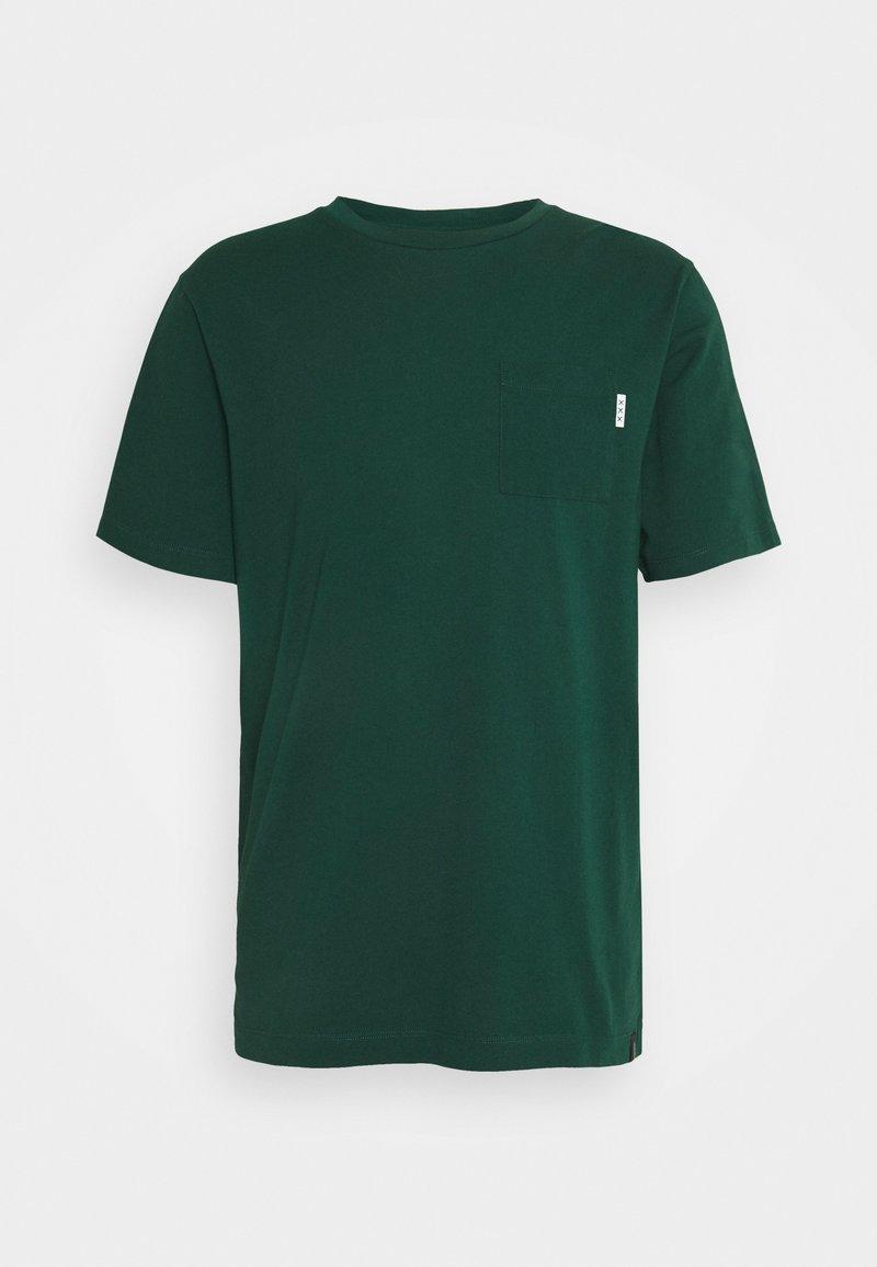Scotch & Soda - POCKET TEE - Basic T-shirt - green dream