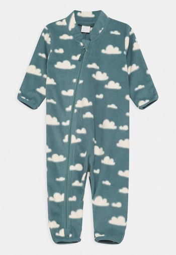 OVERALL UNISEX - Jumpsuit - dusty turquoise