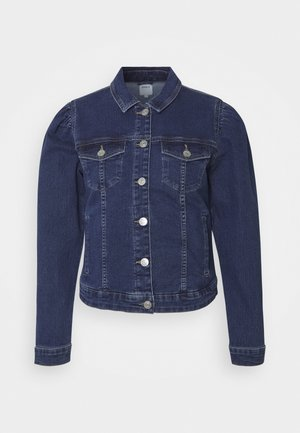 ONLALLY  - Cowboyjakker - dark-blue denim