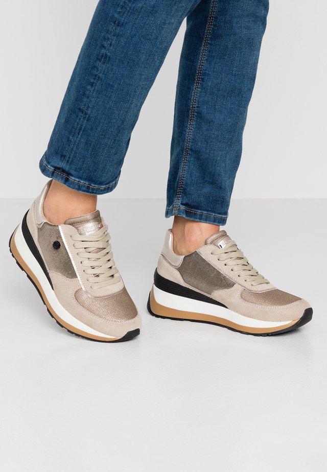 VALERY - Sneakers basse - beige