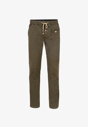 COMFORT - Trousers - khaki