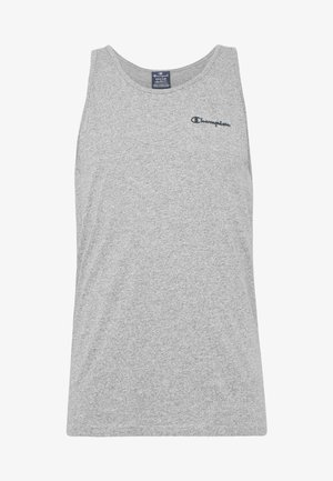 TANK  - Top - grey melange