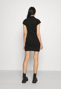 The Ragged Priest - UNKNOWN - Strikket kjole - black - 2