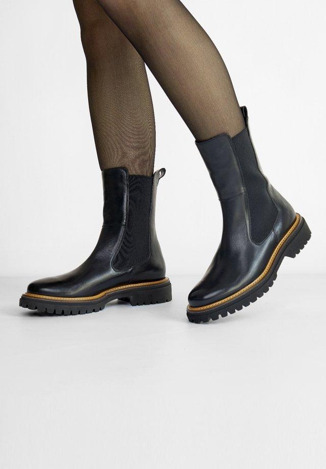Ankle Boot - schwarz 007