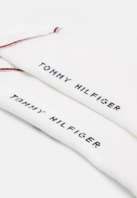Tommy Hilfiger - MEN ICONIC QUARTER  2 PACK - Calze - white - 1