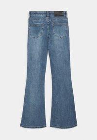 Grunt - VINTAGE - Flared Jeans - acid blue - 1