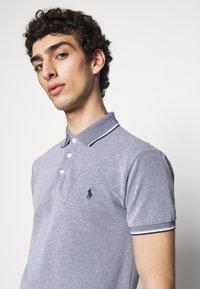 Polo Ralph Lauren - SHORT SLEEVE - Polo shirt - fresco blue heath - 3