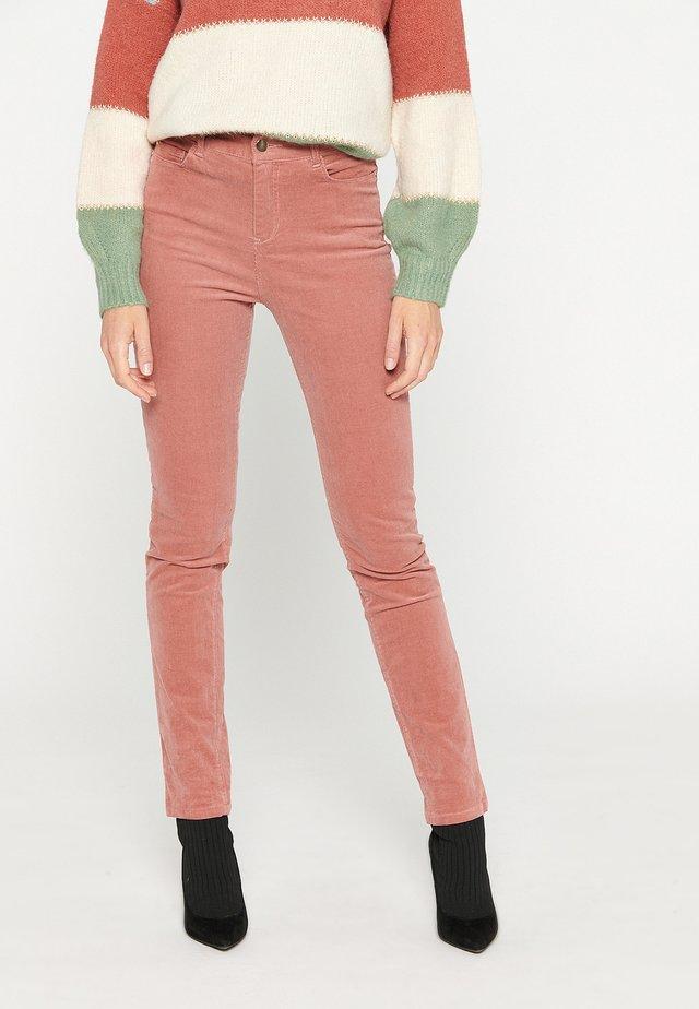 Pantaloni - cosmi pink