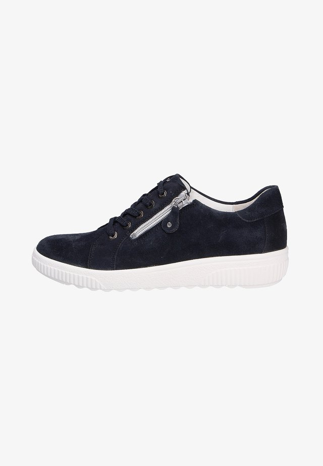 Sneakers laag - deepbluelsweiss