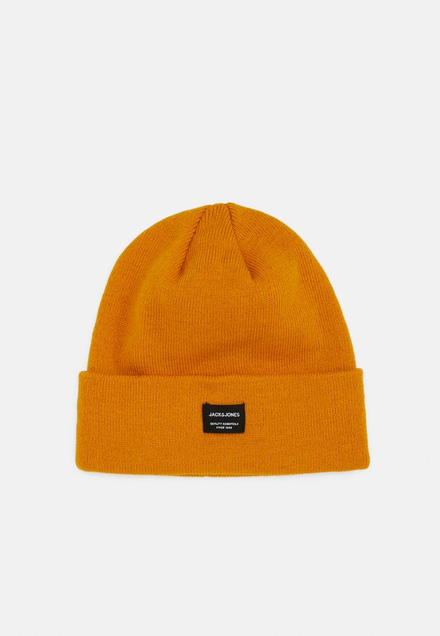 JJDNA BEANIE - Lue - golden orange