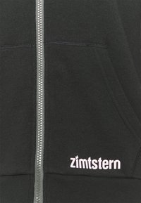 Zimtstern - RIDERZ - Mikina na zip - gun metal/pirate black - 2