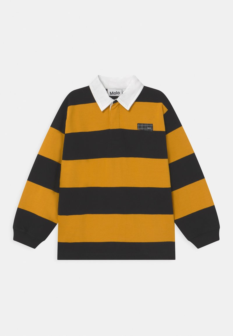Molo - Polo shirt - black/yellow