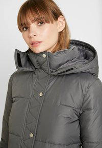 Hollister Co. - ELEVATED CORE PUFFER JACKET - Light jacket - grey - 4