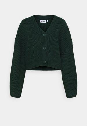 ELI  - Cardigan - dark green