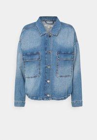 comma casual identity - Denim jacket - drapy ligh - 0
