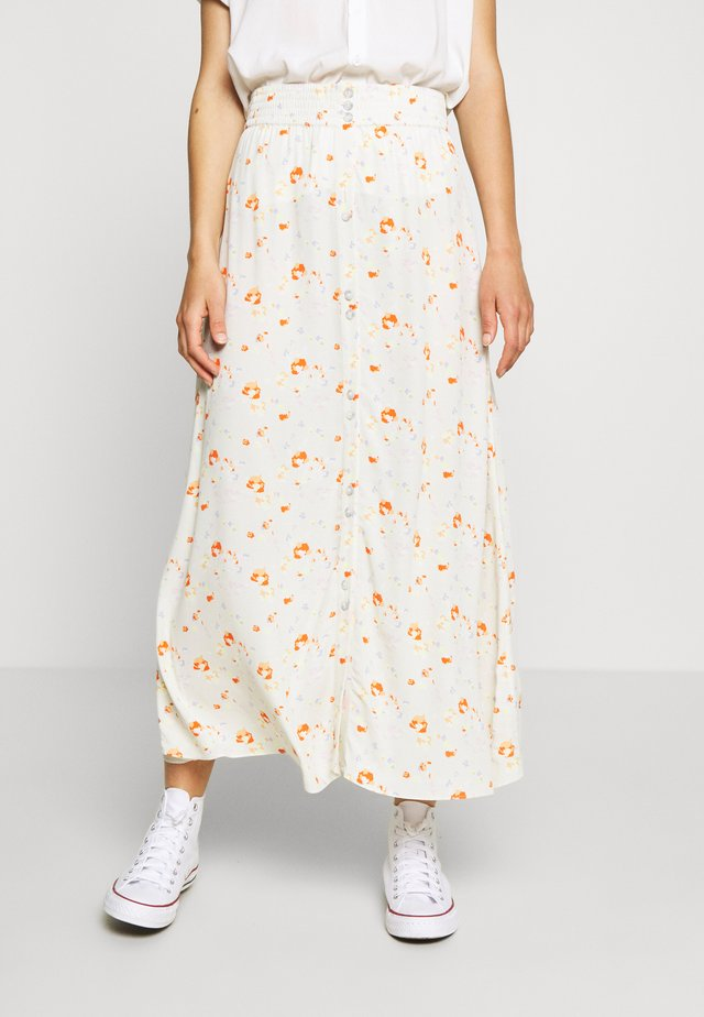JULIET SKIRT  - Jupe trapèze - off white