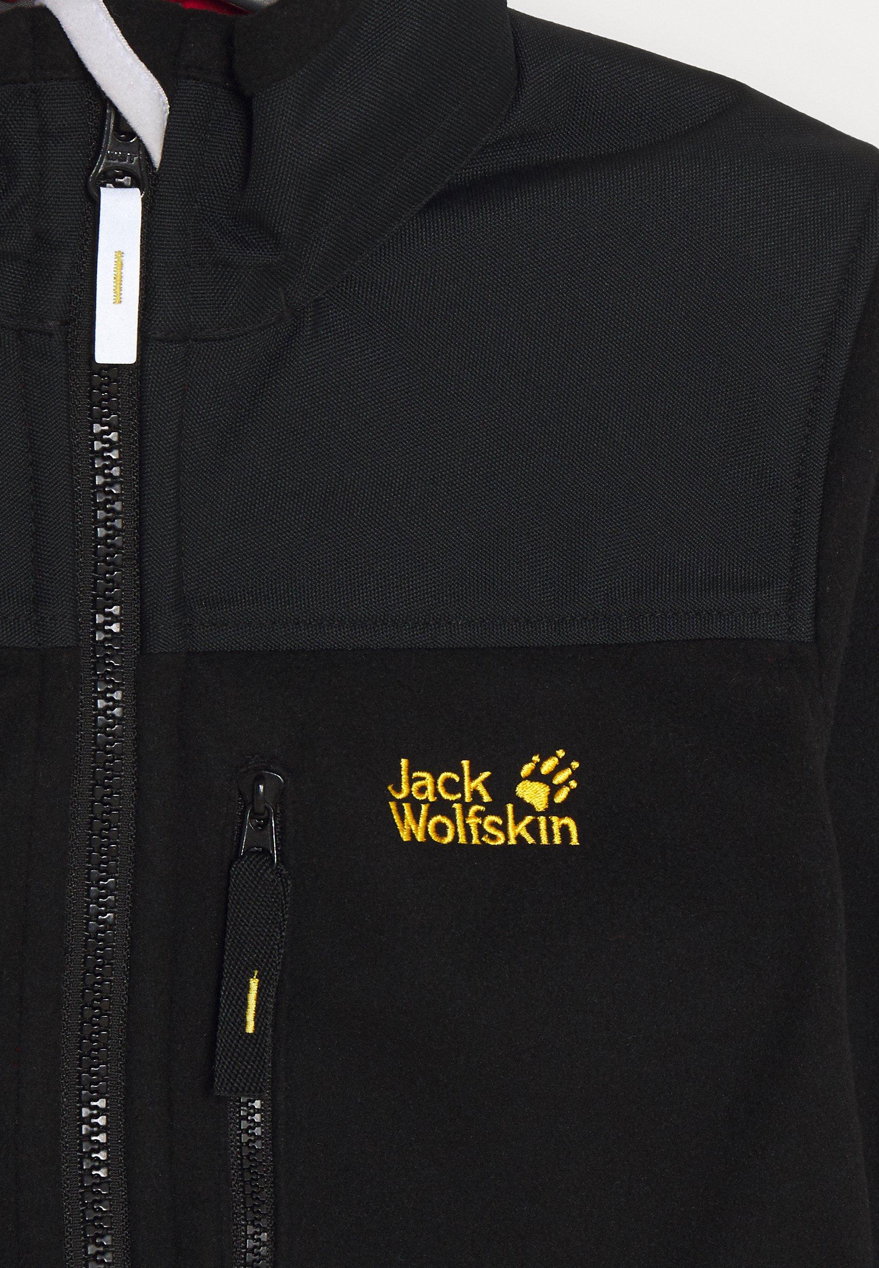 jack wolfskin kinde tropical forest fleece jacke