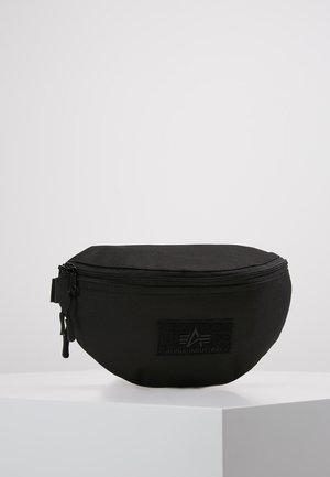 WAIST BAG - Bum bag - black