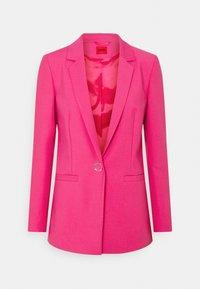 HUGO - ALINJA DOUBLE - Manteau court - bright pink - 0