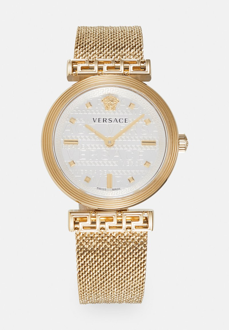 Versace Watches - GRECA MOTIV - Watch - gold-coloured