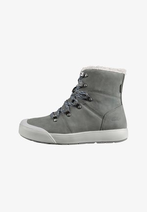 ELENA HIKER WP - Hiking shoes - pewter/drizzle