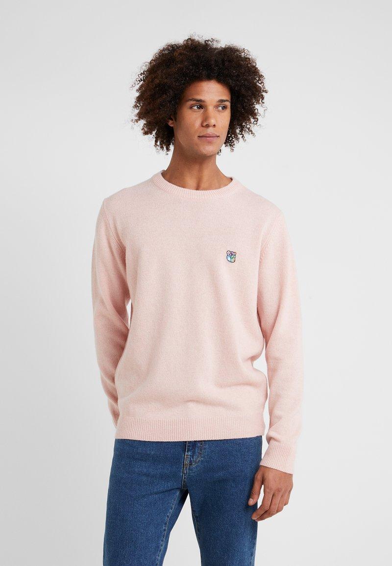 Tonsure - GRANT - Strikpullover /Striktrøjer - pink copenhagen teddy