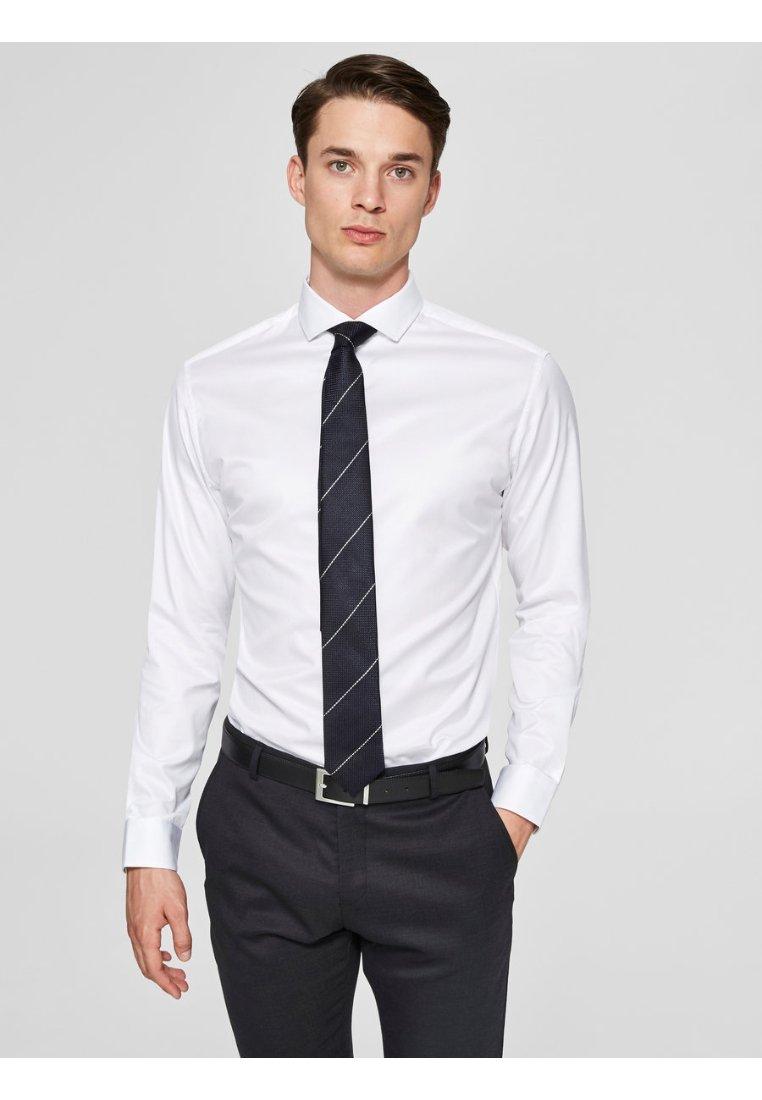 Selected Homme - PELLE - Camicia elegante - white