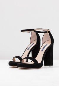 Stuart Weitzman - NEARLYNUDE - Sandaler med høye hæler - black - 4