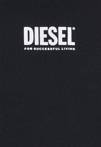Diesel - S-GIRK-HOOD-SMALLOGO - Hoodie - black - 2