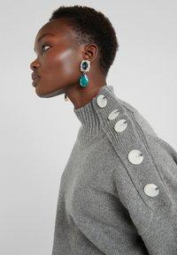 By Malene Birger - KERRIA - Sweter - medium grey melange - 4