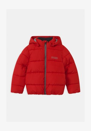 NKMMILTON  - Winter jacket - tango red