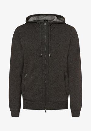 NORANDO - Zip-up sweatshirt - grau