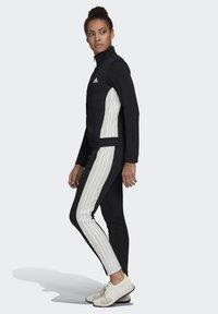 adidas Performance - TEAMSPORTS  - Treningsdress - black - 3