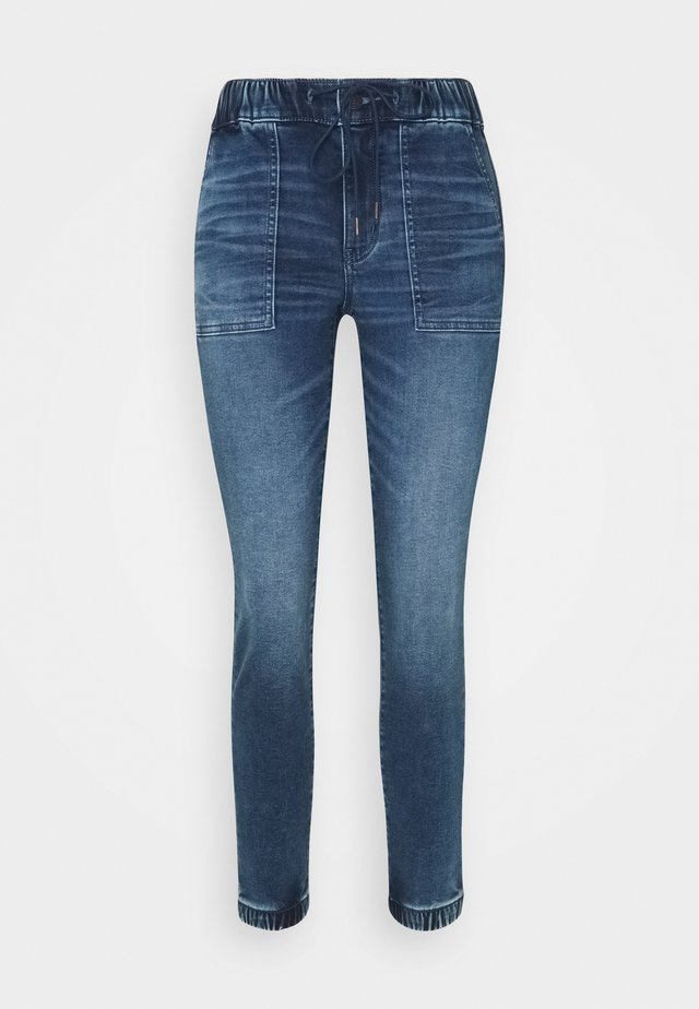 Jeggings - gravity blue