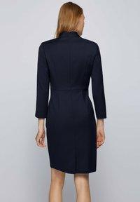 BOSS - DAPIMA - Shift dress - open blue - 2